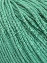 Global Organic Textile Standard (GOTS) Certified Product. CUC-TR-017 PRJ 805332/918191 Contenido de fibra 100% El algodón orgánico, Brand Ice Yarns, Emerald Green, Yarn Thickness 3 Light  DK, Light, Worsted, fnt2-55219