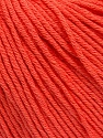 Global Organic Textile Standard (GOTS) Certified Product. CUC-TR-017 PRJ 805332/918191 Fiberinnehåll 100% Ekologisk bomull, Salmon, Brand Ice Yarns, Yarn Thickness 3 Light  DK, Light, Worsted, fnt2-55220