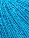 Global Organic Textile Standard (GOTS) Certified Product. CUC-TR-017 PRJ 805332/918191 Fiberinnehåll 100% Ekologisk bomull, Turquoise, Brand Ice Yarns, Yarn Thickness 3 Light  DK, Light, Worsted, fnt2-55221