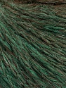 Fiber Content 55% Acrylic, 30% Wool, 15% Polyamide, Brand Ice Yarns, Green, Brown, Yarn Thickness 3 Light  DK, Light, Worsted, fnt2-55428