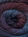 Fiber Content 50% Wool, 50% Acrylic, Purple, Maroon, Brand Ice Yarns, Blue Shades, Yarn Thickness 2 Fine  Sport, Baby, fnt2-55518