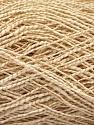Contenido de fibra 62% Algodón, 23% Viscosa, 15% Poliamida, Brand Ice Yarns, Cream, Yarn Thickness 2 Fine  Sport, Baby, fnt2-56156