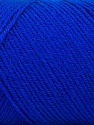 Fiber Content 50% Acrylic, 50% Wool, Brand Ice Yarns, Blue, Yarn Thickness 3 Light  DK, Light, Worsted, fnt2-56436