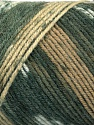 Fiber Content 50% Acrylic, 50% Wool, White, Brand Ice Yarns, Grey Shades, Brown Shades, Yarn Thickness 3 Light  DK, Light, Worsted, fnt2-56444