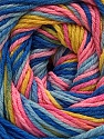 Fiber Content 100% Acrylic, Yellow, Pink Shades, Brand Ice Yarns, Blue Shades, Yarn Thickness 3 Light  DK, Light, Worsted, fnt2-57758