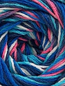 Fiber Content 100% Acrylic, White, Pink, Navy, Brand Ice Yarns, Blue Shades, Yarn Thickness 3 Light  DK, Light, Worsted, fnt2-57761