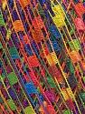 Trellis  Fiber Content 100% Polyester, Rainbow, Brand Ice Yarns, Yarn Thickness 5 Bulky  Chunky, Craft, Rug, fnt2-58065