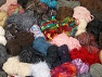 This mixed lot includes unlabeled leftover yarns. There is no standard for fiber content and ball weight. The total weight is 2000 gr (70.5 oz.). You will get what you see in the photo. In this list; you see most recent 50 mixed lots. <br> To see all <a href=&amp/mixed_lots/o/4#list&amp>CLICK HERE</a> (Old ones have much better deals)<hr> Brand Ice Yarns, fnt2-59557
