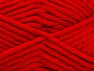 Fiber Content 100% Acrylic, Red, Brand Ice Yarns, Yarn Thickness 6 SuperBulky  Bulky, Roving, fnt2-59742