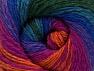 Fiber Content 70% Acrylic, 30% Merino Wool, Turquoise, Purple, Orange, Brand Ice Yarns, Green, Fuchsia, Yarn Thickness 2 Fine  Sport, Baby, fnt2-59779
