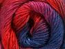 Fiber Content 50% Wool, 50% Acrylic, Red, Navy, Lilac, Brand Ice Yarns, Fuchsia, Yarn Thickness 2 Fine  Sport, Baby, fnt2-59786