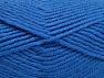 Fiber Content 50% Acrylic, 25% Wool, 25% Alpaca, Brand Ice Yarns, Blue, Yarn Thickness 5 Bulky  Chunky, Craft, Rug, fnt2-60865