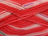 Fiber Content 100% Baby Acrylic, White, Salmon Shades, Lilac, Brand Ice Yarns, Green, Yarn Thickness 2 Fine  Sport, Baby, fnt2-60871
