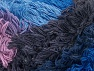 Fiber Content 95% Acrylic, 5% Polyester, Maroon, Lilac Shades, Brand Ice Yarns, Blue Shades, Yarn Thickness 6 SuperBulky  Bulky, Roving, fnt2-61122