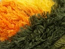 Fiber Content 95% Acrylic, 5% Polyester, Yellow, Orange, Brand Ice Yarns, Green Shades, Gold, Yarn Thickness 6 SuperBulky  Bulky, Roving, fnt2-61125