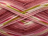 Fiber Content 100% Baby Acrylic, White, Orchid Shades, Brand Ice Yarns, Green, Fuchsia, Yarn Thickness 2 Fine  Sport, Baby, fnt2-61132
