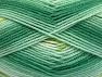 Fiber Content 100% Baby Acrylic, Brand Ice Yarns, Green Shades, Yarn Thickness 2 Fine  Sport, Baby, fnt2-61133