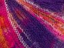 Fiber Content 37% Kid Mohair, 35% Acrylic, 28% Polyamide, Purple, Brand Ice Yarns, Gold, Fuchsia, Yarn Thickness 1 SuperFine  Sock, Fingering, Baby, fnt2-62663
