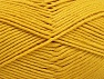Fiber Content 52% Nylon, 48% Acrylic, Brand Ice Yarns, Gold, Yarn Thickness 4 Medium  Worsted, Afghan, Aran, fnt2-63464