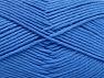 Fiber Content 52% Nylon, 48% Acrylic, Brand Ice Yarns, Blue, Yarn Thickness 4 Medium  Worsted, Afghan, Aran, fnt2-63466