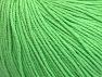 Fiber Content 60% Cotton, 40% Acrylic, Light Green, Brand Ice Yarns, Yarn Thickness 2 Fine  Sport, Baby, fnt2-63479