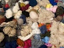 This mixed lot includes unlabeled leftover yarns. There is no standard for fiber content and ball weight. The total weight is 2000 gr (70.5 oz.). You will get what you see in the photo. In this list; you see most recent 50 mixed lots. <br> To see all <a href=&amp/mixed_lots/o/4#list&amp>CLICK HERE</a> (Old ones have much better deals)<hr> Brand Ice Yarns, fnt2-63701
