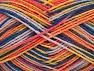 Fiber Content 100% Acrylic, Orange, Brand Ice Yarns, Gold, Blue, fnt2-63720