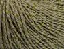 Contenido de fibra 68% Algodón, 32% Seda, Khaki, Brand Ice Yarns, Yarn Thickness 2 Fine  Sport, Baby, fnt2-63723