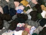 This mixed lot includes unlabeled leftover yarns. There is no standard for fiber content and ball weight. The total weight is 2000 gr (70.5 oz.). You will get what you see in the photo. In this list; you see most recent 50 mixed lots. <br> To see all <a href=&amp/mixed_lots/o/4#list&amp>CLICK HERE</a> (Old ones have much better deals)<hr> Brand Ice Yarns, fnt2-63775