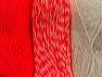 Fiber Content 90% Acrylic, 10% Polyester, Neon Pink, Brand Ice Yarns, Ecru, Yarn Thickness 3 Light  DK, Light, Worsted, fnt2-64027