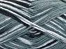 Fiber Content 100% Cotton, White, Brand Ice Yarns, Grey, Black, Yarn Thickness 3 Light  DK, Light, Worsted, fnt2-64030