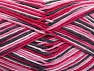 Fiber Content 100% Cotton, Pink Shades, Brand Ice Yarns, Grey Shades, Yarn Thickness 3 Light  DK, Light, Worsted, fnt2-64170