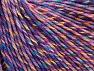 Fiber Content 55% Cotton, 45% Acrylic, Lilac Shades, Light Green, Brand Ice Yarns, Gold, Cream, Yarn Thickness 3 Light  DK, Light, Worsted, fnt2-64202