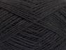 Fiber Content 90% Tencel, 10% Linen, Brand Ice Yarns, Black, fnt2-64404