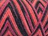 Fiber Content 50% Acrylic, 50% Polyamide, Salmon, Pink, Orchid, Brand Ice Yarns, Black, Yarn Thickness 4 Medium  Worsted, Afghan, Aran, fnt2-64474