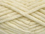 Contenido de fibra 100% Micro fibra, Brand Ice Yarns, Cream, Yarn Thickness 6 SuperBulky  Bulky, Roving, fnt2-64515