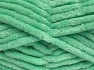 Contenido de fibra 100% Micro fibra, Light Green, Brand Ice Yarns, Yarn Thickness 6 SuperBulky  Bulky, Roving, fnt2-64524