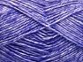 Fiber Content 80% Cotton, 20% Acrylic, Lilac, Brand Ice Yarns, Yarn Thickness 2 Fine  Sport, Baby, fnt2-64565