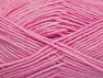 Fiber Content 80% Cotton, 20% Acrylic, Pink Shades, Brand Ice Yarns, Yarn Thickness 2 Fine  Sport, Baby, fnt2-64663