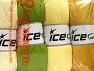 Fiber Content 52% Nylon, 48% Acrylic, Mixed Lot, Brand Ice Yarns, Yarn Thickness 4 Medium  Worsted, Afghan, Aran, fnt2-64673