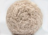 Fiber Content 100% Micro Fiber, Light Beige, Brand Ice Yarns, Yarn Thickness 6 SuperBulky  Bulky, Roving, fnt2-64930