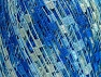 Trellis  Fiber Content 100% Polyester, Brand Ice Yarns, Blue Shades, Yarn Thickness 5 Bulky  Chunky, Craft, Rug, fnt2-65063