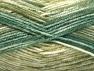 Fiber Content 50% Premium Acrylic, 50% Wool, Brand Ice Yarns, Green Shades, Yarn Thickness 4 Medium  Worsted, Afghan, Aran, fnt2-65284