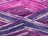 Fiber Content 50% Premium Acrylic, 50% Wool, Purple, Brand Ice Yarns, Fuchsia, Yarn Thickness 4 Medium  Worsted, Afghan, Aran, fnt2-65291