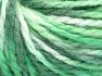 Fiber Content 50% Wool, 50% Acrylic, Brand Ice Yarns, Green Shades, Yarn Thickness 4 Medium  Worsted, Afghan, Aran, fnt2-65655