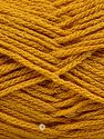 Fiber Content 98% Acrylic, 2% Paillette, Brand Ice Yarns, Gold, Yarn Thickness 4 Medium  Worsted, Afghan, Aran, fnt2-66557