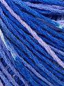 Fiber Content 100% Acrylic, Lilac Shades, Brand Ice Yarns, Yarn Thickness 2 Fine  Sport, Baby, fnt2-66599