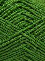 Contenido de fibra 50% De bambú, 50% Acrílico, Brand Ice Yarns, Green, Yarn Thickness 2 Fine  Sport, Baby, fnt2-66774