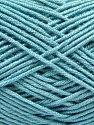 Fiber Content 50% Acrylic, 50% Bamboo, Light Blue, Brand Ice Yarns, Yarn Thickness 2 Fine  Sport, Baby, fnt2-66775