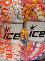 Fiber Content 50% Acrylic, 50% Polyamide, Mixed Lot, Brand Ice Yarns, Yarn Thickness 6 SuperBulky  Bulky, Roving, fnt2-66790